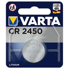 Mynd VARTA Rafhlaða CR2450 1stk