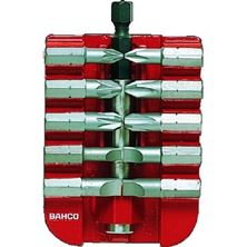 Mynd BAHCO Bitasett 10 x m.segli 9933