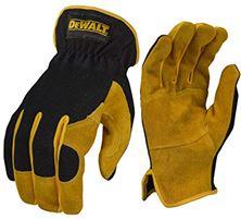 Mynd DeWALT Hanskar Leather Perf DGP216L EU