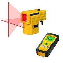 Mynd Stabila Laser sett LD300+LAX50 Mælir+Kross