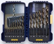 Mynd Irwin Borasett TURBOMAX 15 stk 1.5-10mm