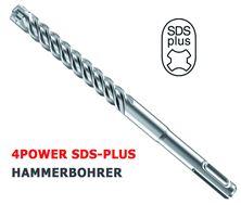 Mynd HELLER Bor SDS+ 5 x 210mm STJÖRNU 4POWER