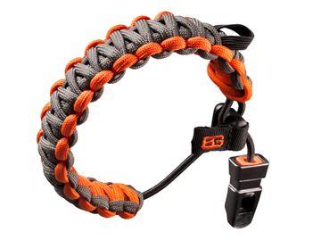 Mynd Gerber Armband, Survival Bracelet Bear Grylls