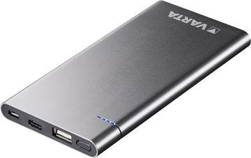 Mynd Varta Ferðahleðsla Slim 6000mAh + USB