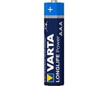 Mynd VARTA Rafhlöður LONGLIFE Alkaline AAA 10x