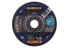 Mynd RHODIUS Skurðarskífa 150x1.5 Málmar Flöt Pro Line