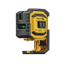 Mynd STABILA Laser LAX 300 G Línulaser Grænn
